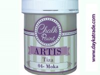 MOKA PINTURA TIZA CHALK PAINT ARTIS 250 ml