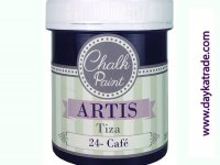 CAFÉ PINTURA TIZA CHALK PAINT ARTIS 250 ml