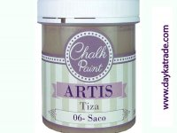 SACO PINTURA TIZA CHALK PAINT ARTIS 250 ml