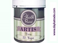 TOPO PINTURA TIZA CHALK PAINT ARTIS 250 ml
